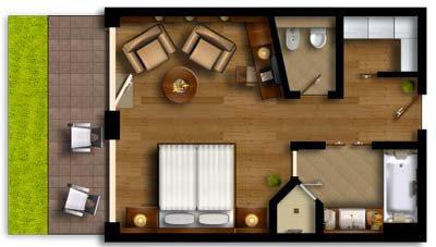 Camere suite hotel gallhaus san giovanni valle - Divanetto da balcone ...